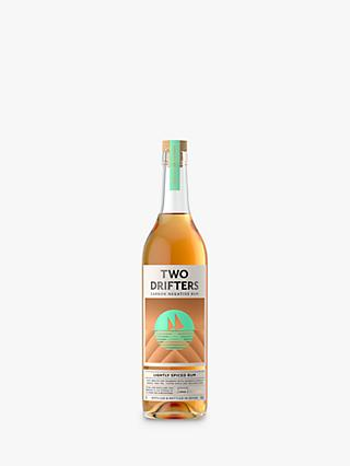 Two Drifters Distillery Drifters Spiced Rum, 70cl