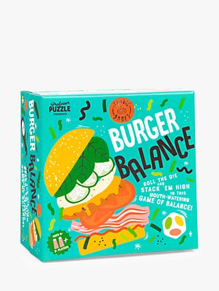 Professor Puzzle Burger Balance Party Game