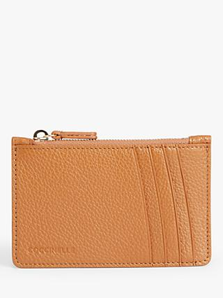 Coccinelle Travel Items Leather Card Holder