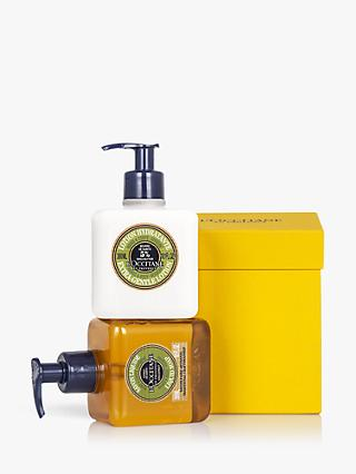L'Occitane Verbena Hand Wash & Lotion Collection Bodycare Gift Set