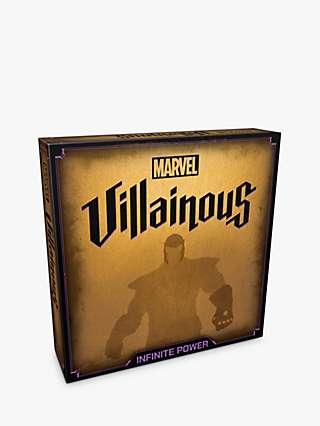 Disney Marvel Villainous Board Game