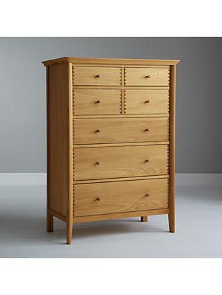 John Lewis & Partners Essence Wide 7 Drawer Chest of Drawers