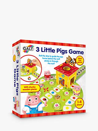 Galt 3 Little Pigs Game