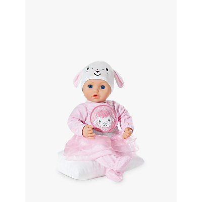 Zapf Baby Annabell Deluxe Sequin Sheep Set
