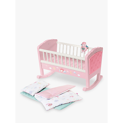 Zapf Baby Annabell Sweet Dreams Crib