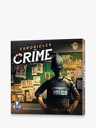 Asmodee Chronicles of Crime Game