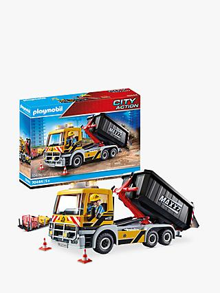 Playmobil City Action 70444 Construction Truck