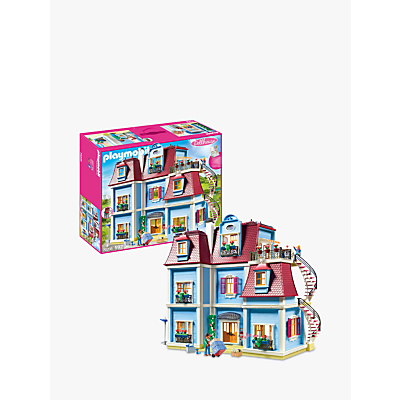 Click here for Playmobil Dollhouse 70205 Large Dollhouse
