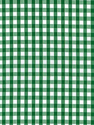 Oddies Textiles 1/4 Gingham Print Fabric