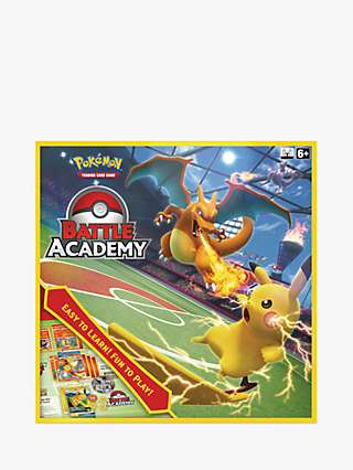 Pokémon Trading Card Game Battle Academy Board Game