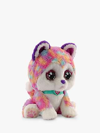 VTech Hope The Rainbow Husky Plush Soft Toy