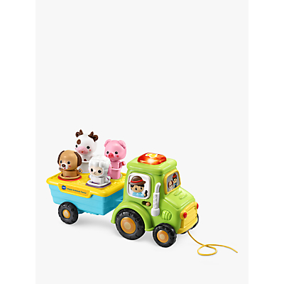 VTech Shapes & Animals Tractor