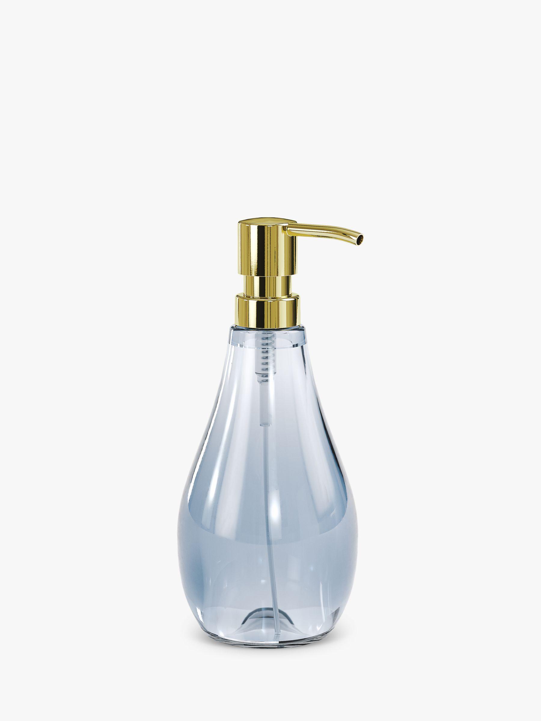 Umbra Droplet Soap Dispenser, Denim