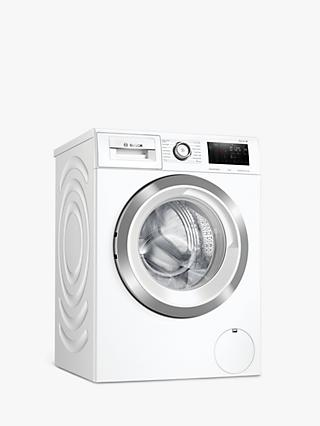 Bosch Serie 6 WAU28R90GB Freestanding Washing Machine, 9kg Load, 1400rpm Spin, White