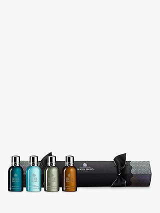Molton Brown Woody & Aromatic Christmas Cracker Bodycare Gift Set