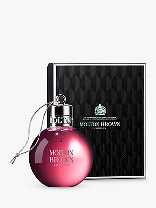 Molton Brown Fiery Pink Pepper Festive Bauble, 75ml
