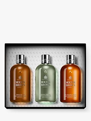 Molton Brown Woody & Citrus Collection Bodycare Gift Set