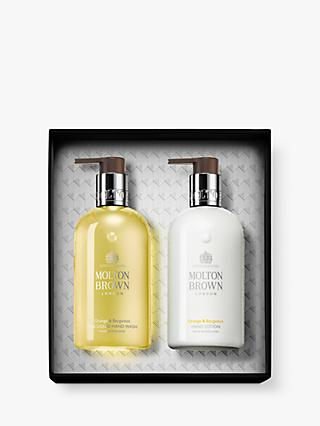 Molton Brown Orange & Bergamot Collection Hand Care Gift Set