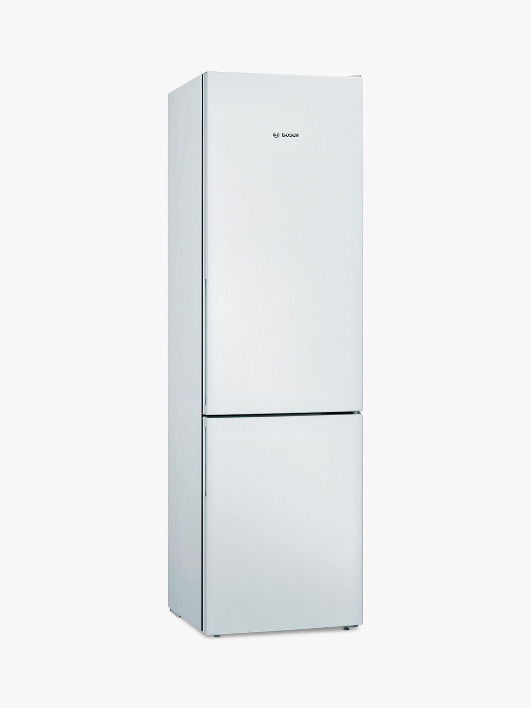 Buy Bosch Serie 4 KGV39VWEAG Freestanding 70/30 Fridge Freezer, A++ Energy Rating, 60cm Wide, White Online at johnlewis.com