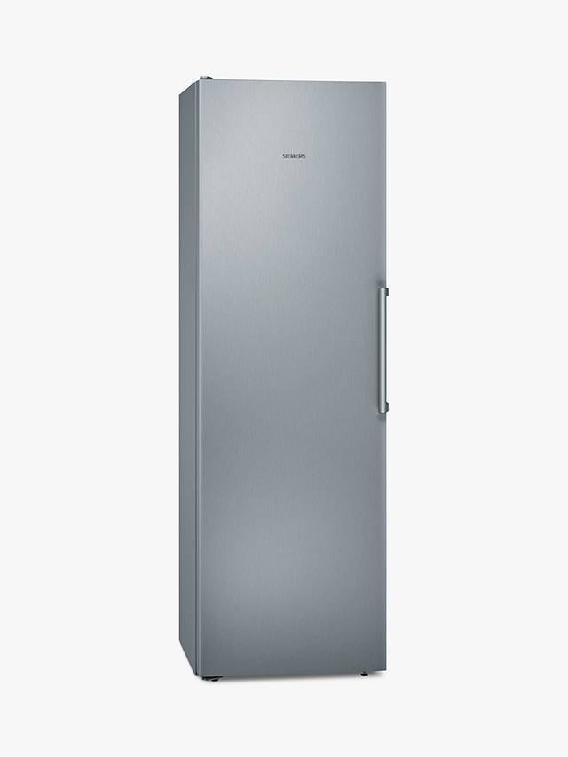Buy Siemens iQ300 KS36VVIEPG Freestanding Fridge, Stainless Steel Effect Online at johnlewis.com