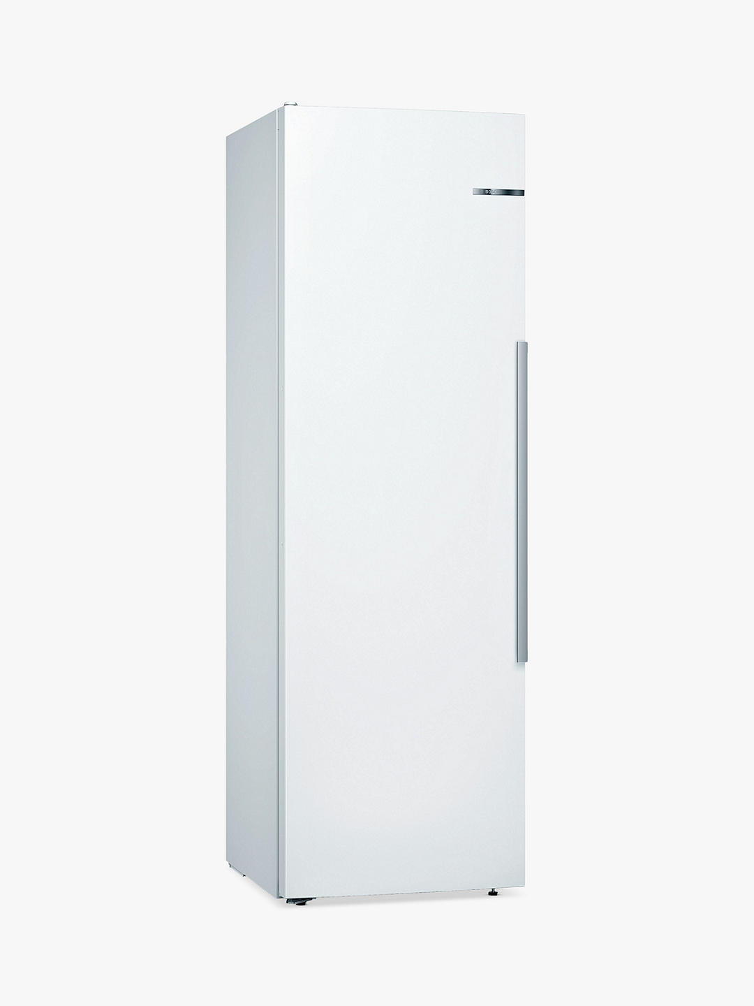 Buy Bosch Serie 6 KSV36AWEPG Freestanding Fridge, White Online at johnlewis.com