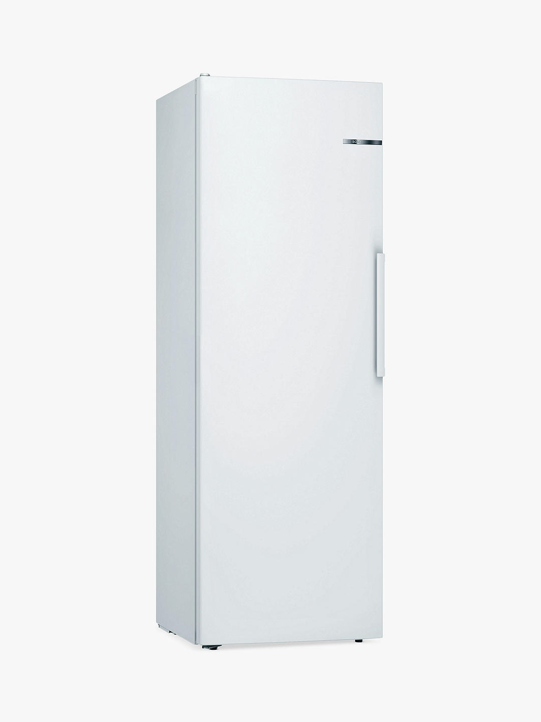 Buy Bosch Serie 4 KSV33VWEPG Freestanding Fridge, White Online at johnlewis.com
