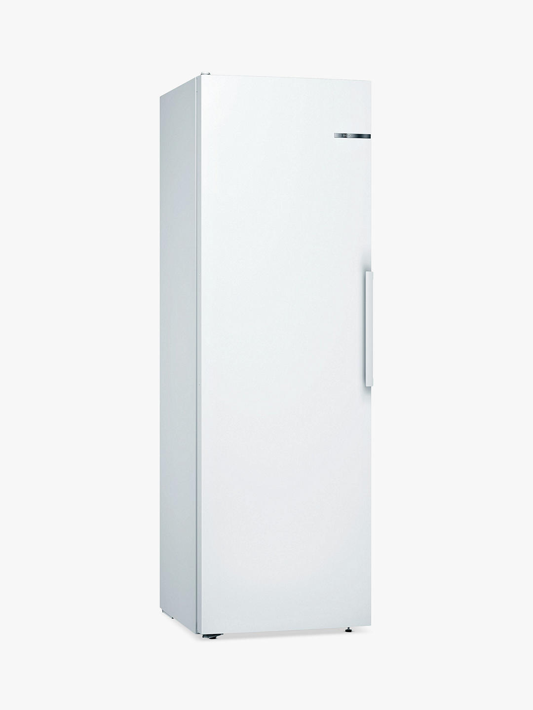 Buy Bosch Serie 2 KSV36NWEPG Freestanding Fridge, White Online at johnlewis.com