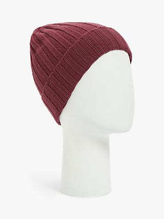Oscar Jacobson Knitted Wool Hat