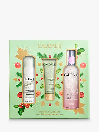 Caudalie Beauty Elixir Christmas Set - The Beauty Essentials Skincare Gift Set