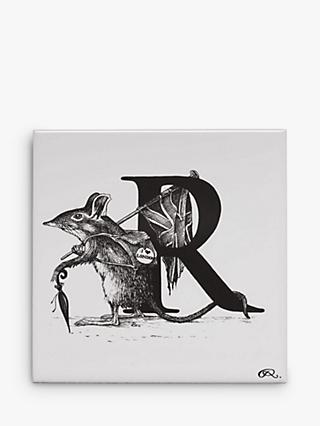 Rory Dobner R - Ratrace Decorative Tile