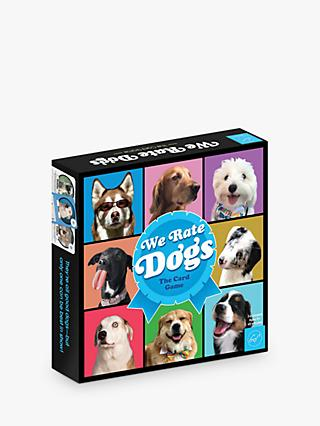 Galison We Rate Dogs Card Game