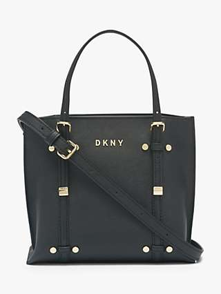 DKNY Bo Leather Cross Body Bag