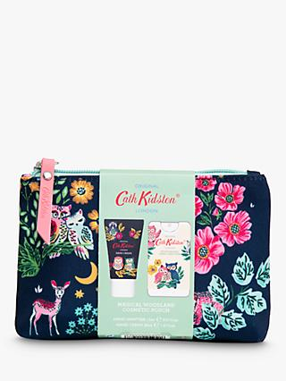 Cath Kidston Magical Woodland Cosmetic Pouch