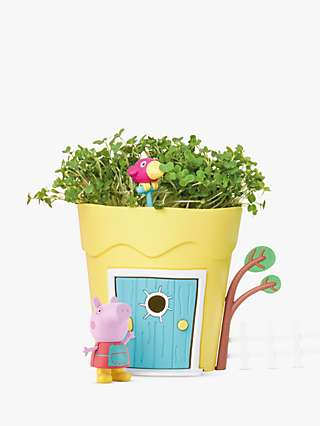 Grow & Play Peppa Pig Peppa Pot