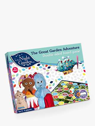 Paul Lamond In The Night Garden Board Game