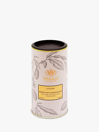 Whittard Luxury White Hot Chocolate, 350g
