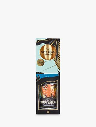 The Duppy Share Caribbean Rum Gift Box, 70cl