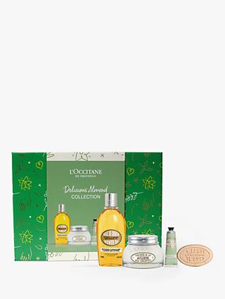 L'Occitane Delicious Almond Collection Bodycare Gift Set