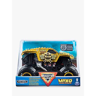 Spin Master Monster Jam Max D Monster Truck