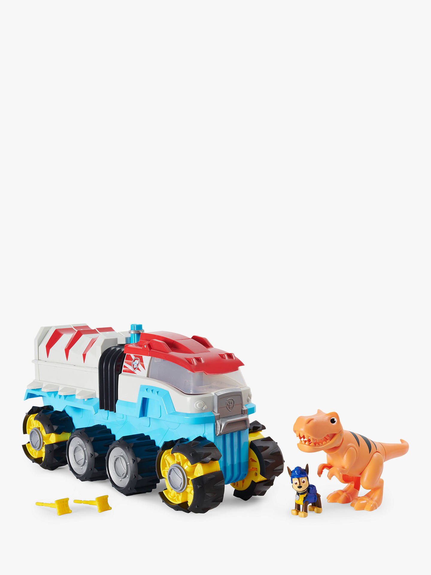 Buy Paw Patrol Dino Patroller Online at johnlewis.com