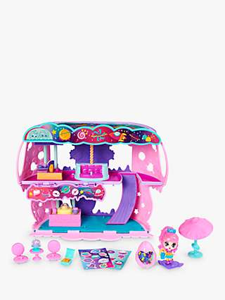 Hatchimals 2-in-1 Cosmic Candy Shop Playset