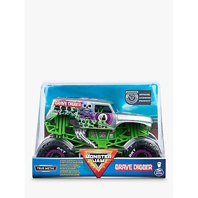 Spin Master Monster Jam Grave Digger Monster Truck