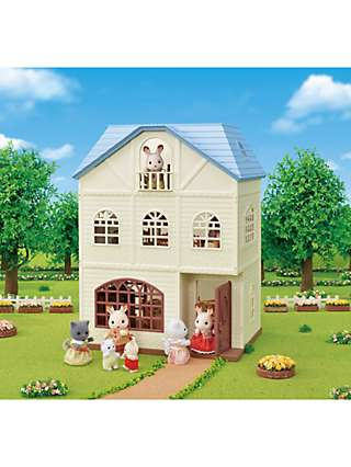 Sylvanian Families Terrace House Gift Set