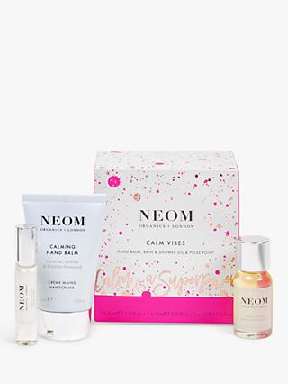 Neom Organics London Calm Vibes Bodycare Gift Set