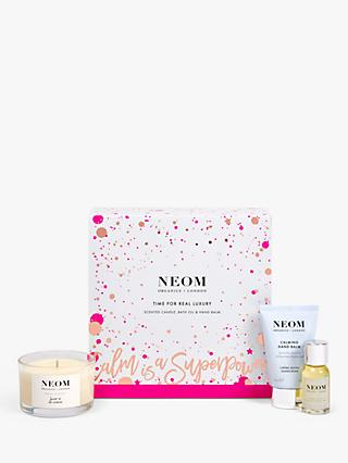 Neom Organics London Time For Real Luxury Bodycare Gift Set