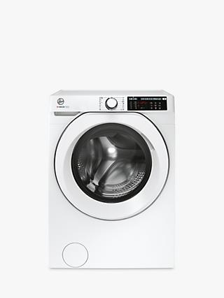 Hoover H-Wash 500 HW 412AMC/1-80 Freestanding Washing Machine, 12kg Load, A+++ Energy Rating, 1400rpm Spin, White