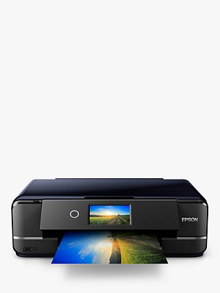 Epson Expression Photo XP-970 Three-in-One A3 Wireless Printer, Black
