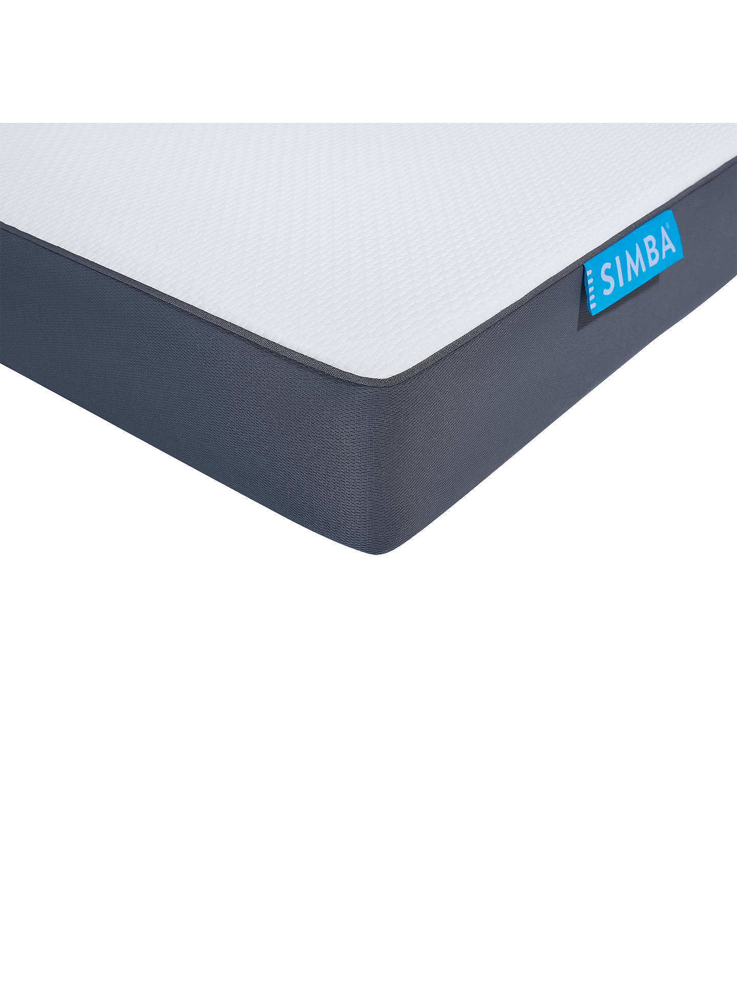 Buy Simba Hybrid® Bunk Bed Pocket Spring Mattress, Medium Tension, Single Online at johnlewis.com