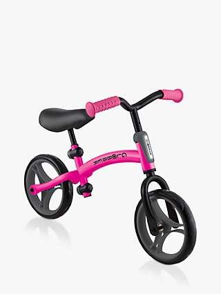 Globber Go Balance Bike, Pink