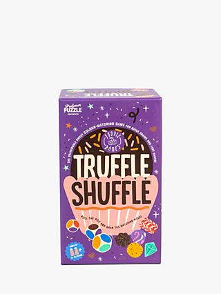 Professor Puzzle Truffle Shuffle Party Game
